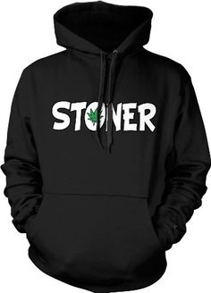 Stoner Green Marijuana Leaf Hoodie Sweatshirt --- http://www.amazon.com/gp/product/B00E4E6IVS/ref=as_li_ss_tl?ie=UTF8&camp=1789&creative=390957&creativeASIN=B00E4E6IVS&linkCode=as2&tag=420life-20