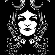 #XWWX #Goddess #Devine #Black #White #Symbolism #Graphic #Illustration #Design #Art #xwwxgallery #Elrac #Secret #Face #Mu #Mystical #Forces #Mother #Earth #Grafton #Flyford #Psychic #Power #Nohj #Nohjxwwx #4444 #occult #Squiggly #RIP