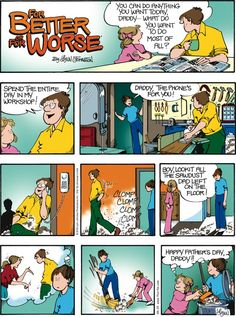 For Better or For Worse comic strip for Jun/19/2016.