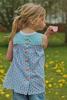 Lila-Lotta / Dutch Love by Hamburger Liebe lovely fabric