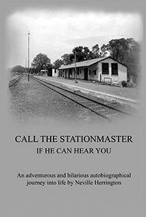 Call the Stationmaster if he can hear you.