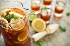 5 Receitas de infusões de água para uma boa hidratação