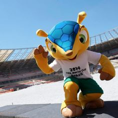 @2014fuleco: The Official Twitter profile of the Official Mascot of the 2014 FIFA World Cup.