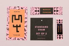 Packaging for Urban Outfitters