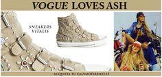 #Vogue #loves #Ash! Le #sneaker #Vitalis di #AshItalia sono #giovanili e #primaverili!