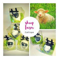 Spring has sprung. Sheep farm  #Soap #soapmaking #bath #soapmaker #sheepsoap #sheep #springsoap #bathandbeauty #buyhandmade #artsoap #themesoap #artisansoap #instasoap #blacksheep #Soapaddict #soaplove #handmadesoap #instasoap #madeingreece