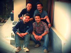 that was iDream Studio in 2010 .. with Dipen, Washim, Roshan, Ishu and Pratima.