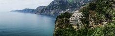 beautiful amalfi coast Italy