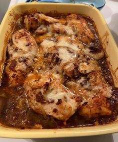 Weight Watchers Chicken, Weight Watchers Meals, Skillet Chicken, Baked Chicken, Chicken Treats, Ww Recipes, Light Recipes, Easy Skillet Dinner