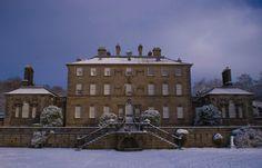 Pollok House in Winter.