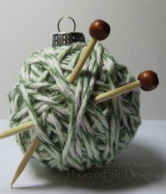 What a cute gift idea for a knitter!