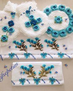 Look Bak Bitmez 107 Different Crochet Hijab Towel Edge Needlework Model - See Bak Bitmaz Full 107 Crochet Towels and Headscarves Needlework Model – Crochet – New Hobby - Crochet Towel, Crewel Embroidery, New Hobbies, Needlework, Diy And Crafts, Crochet Earrings, Crochet Patterns, Knitting, Blog