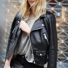 The Ultimate Moto Leather Jacket