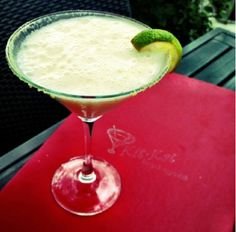 Can't wait until Summer gets here? A Key Lime Martini might help!