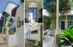 Sidi Bou Said, Tunisia. Dar Said Hotel (5 star). Tel 216 71729666. A wonderfully calming 19th-century mansion with a traditional Tunisian style. Its location in the village of Sidi Bou Said and its views of the bay of Tunis really gives the full Tunisian experience at a price, which is why it is part of the Small Luxury Hotels of the World. Katrina©B
