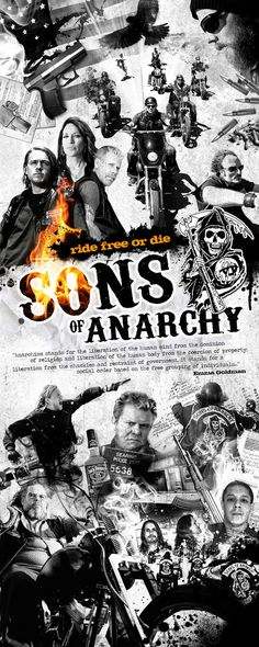 Sons of Anarchy by Valiumhc on deviantART