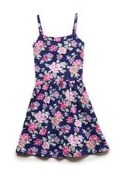 Floral Sun Dress (Kids) | FOREVER21 #F21Girls