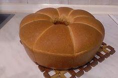 ΜΑΓΕΙΡΙΚΗ ΚΑΙ ΣΥΝΤΑΓΕΣ: Αφράτο απίστευτο ψωμί σε φόρμα !!! Pasta Recipes, Cooking Recipes, Homemade Pasta, Medicinal Herbs, Cravings, Delish, Herbalism, Muffin, Pumpkin