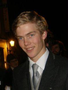 Alexander von Habsburg-Lothringen, great-grandson of Emperor Karl I, born 1990.