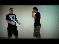 How to Shut Down a Good Puncher (a gross motor movement strategy) Richard Grannon | streetfightsecrets.com #streetfight #self-defence