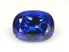 Blue Tanzanite photo image