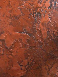 #terracota #orange #summervibe #inspiration #bashparis  #rouille #wall