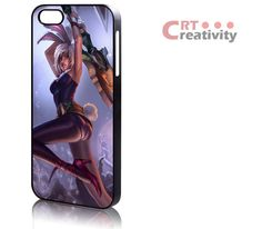 Riven League of Legends 400CRT iPhone 4/4s, iPhone 5/5s case, Plastic or Rubber, Samsung Galaxy S3