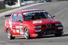 Alfa Romeo 155 Q4 Race Car