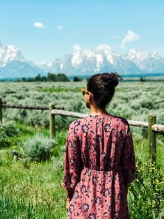Style Me Grasie / americana tour part III : jackson hole, WY // Best Fashion Blogs, Fashion Bloggers, Jackson Hole Wy, Festivals In August, Cooler Stil, Style Me, Cool Style, Get Dressed, Dresses For Work
