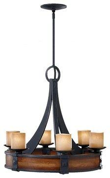 Chandeliers that Rock! - farmhouse - chandeliers - phoenix - Valley Light Gallery