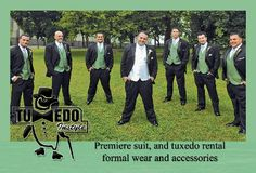 NYCTux.com formalwear has been a staple in the New York area for years and counting