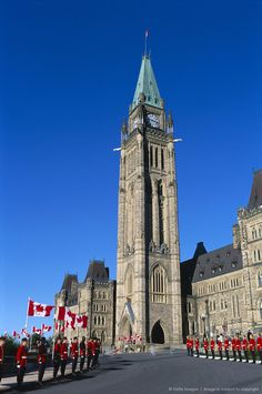 Ottawa & the Thousand Islands. Visit Ottawa's most memorable sites with a guided tour. Visit the Royal Canadian Mounted Police, cruise the St. Lawrence River, Byward Market, Parliament Hill and more. Continental breakfast and 3 dinners are included.