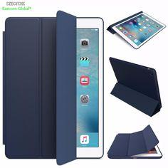 Offizielle Smart Fall Für iPad Mini 3 2 1 SZEGYCHX PU leder Abdeckung Auto Schlaf schützende hülle für apple ipad mini1 mini2 mini3