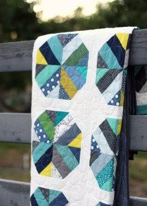 Gumballs quilt by Amy Smart