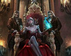 Vampire Queen Evelynn