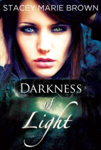 Review: Darkness of Light by Stacey Marie Brown -Darkness of Light became a favorite long before I finished the last page thanks to its sarcastic wit and searing sexual tension. Brown's animated writing style sets the pages on fire with memorable and mysterious characters, firmly placing Ember and Eli in the top five of my all-time favorite kickass couples. Fans of paranormal romance and urban fantasy will definitely find a lot to love with this story! (click image for full review)