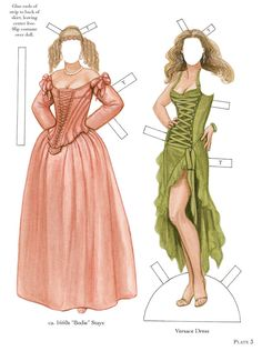 Paper Dolls to Print    Welcome to Dover Publications