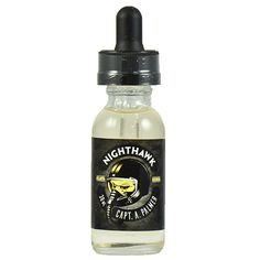 Nighthawk Eliquid Capt. A. Palmer - Just like your favorite southern pastime, this is just like a sweet mixture of homemade squeezed lemonade and sweet tea.60% VG.