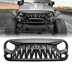 Look fabulous jeep wrangler car and accessories ideas 1 - David Setyawan Jeep Jk, Jeep Wrangler Jk, Jeep Wrangler Interior, Jeep Truck, Truck Drivers, Dodge Trucks, Jeep Wrangler Front Bumper, Tacoma Truck, Jeep Rubicon