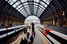 London King's Cross, Platforms 6/7