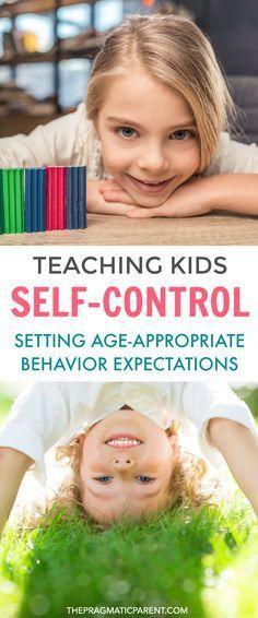 Understanding brain development; teaching kids self-control & impulse control. Helping kids learn emotional & body impulse control with fun games. via @https://www.pinterest.com/PragmaticParent/