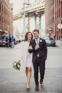 Tips for planning a spring wedding in NYC | Image by Shaun Menary Photography