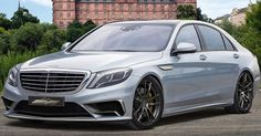 Voltage Design Mercedes S65 AMG (720HP)