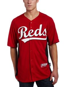 Compare prices on Cincinnati Reds Authentic Jerseys from top sports fan  gear retailers. Save money when buying team-themed clothing 5855ea080