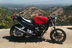 Ninja250 Riders Club :: View topic - 2000 ninja 250 cafe racer