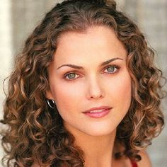 Women Natural Curly Hairstyles Easy
