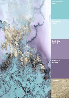 There's nothing like a new color palette to get our creative juices going! You will never believe where we ...