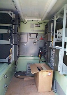 Military Telco Shelters