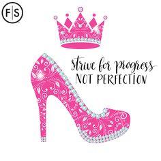 Strive for Progress Not Perfection #TuesdayMotivation #Quotes #FantasticSams