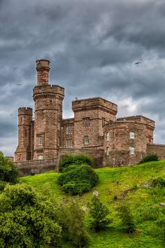 Inverness Castle by Walter Quirtmair on 500px